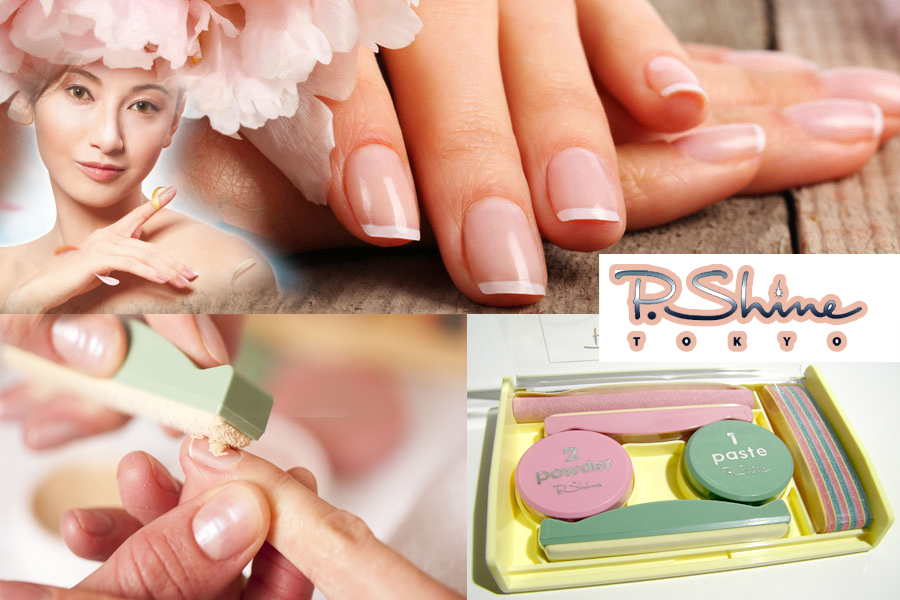 P-Shine Manicure Giapponese